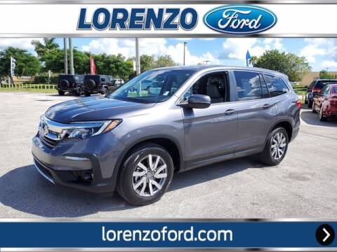 2019 Honda Pilot for sale at Lorenzo Ford in Homestead FL