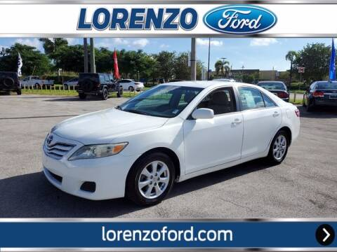 2011 Toyota Camry for sale at Lorenzo Ford in Homestead FL