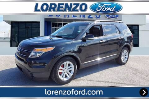 2013 Ford Explorer for sale at Lorenzo Ford in Homestead FL