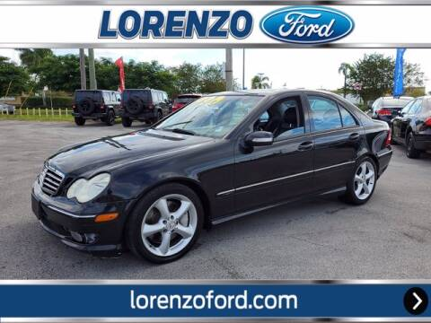 2005 Mercedes-Benz C-Class for sale at Lorenzo Ford in Homestead FL