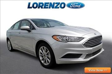 2017 Ford Fusion for sale in Homestead, FL