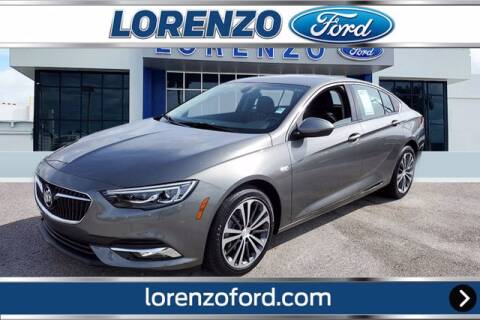 2018 Buick Regal Sportback for sale at Lorenzo Ford in Homestead FL