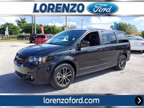 2017 Dodge Grand Caravan for sale at Lorenzo Ford in Homestead FL