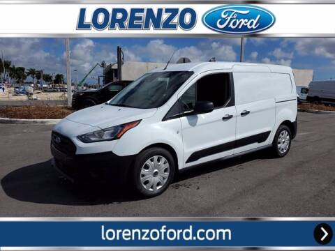 2021 Ford Transit Connect Cargo for sale at Lorenzo Ford in Homestead FL