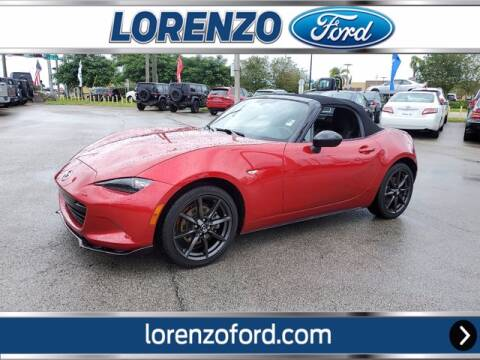 2016 Mazda MX-5 Miata for sale at Lorenzo Ford in Homestead FL