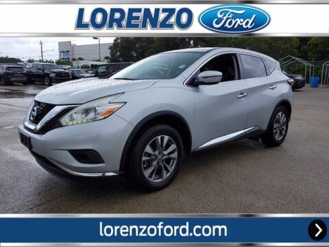2016 Nissan Murano for sale at Lorenzo Ford in Homestead FL