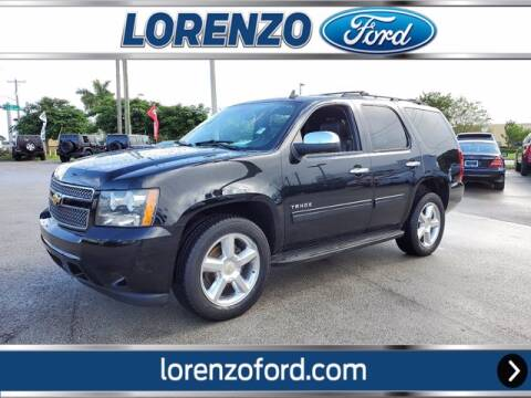 2014 Chevrolet Tahoe for sale at Lorenzo Ford in Homestead FL