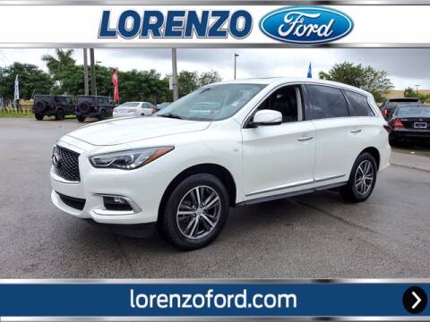 2017 Infiniti QX60 for sale at Lorenzo Ford in Homestead FL