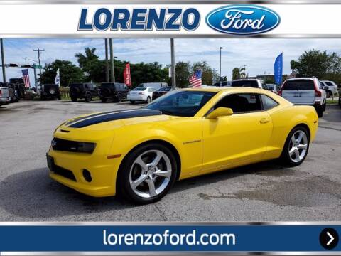 2013 Chevrolet Camaro for sale at Lorenzo Ford in Homestead FL