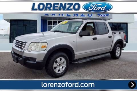 2007 Ford Explorer Sport Trac for sale at Lorenzo Ford in Homestead FL