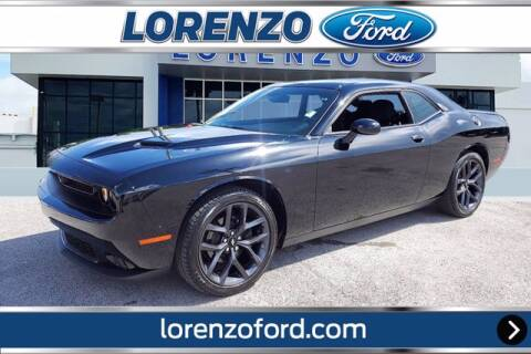 2019 Dodge Challenger for sale at Lorenzo Ford in Homestead FL