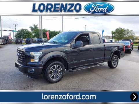 2015 Ford F-150 for sale at Lorenzo Ford in Homestead FL