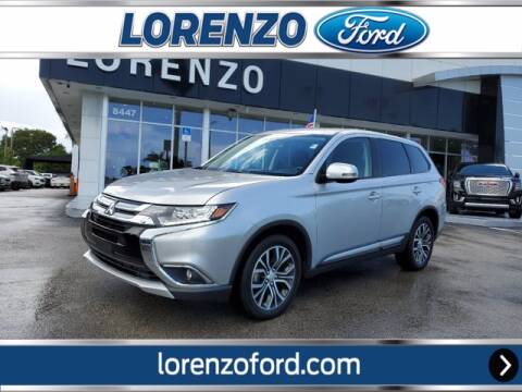 2018 Mitsubishi Outlander for sale at Lorenzo Ford in Homestead FL