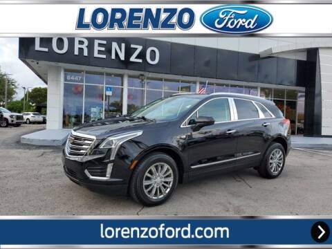 2017 Cadillac XT5 for sale at Lorenzo Ford in Homestead FL