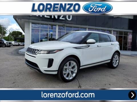 2020 Land Rover Range Rover Evoque for sale at Lorenzo Ford in Homestead FL