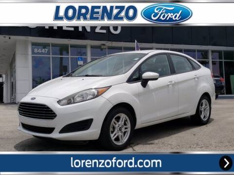 2017 Ford Fiesta for sale at Lorenzo Ford in Homestead FL