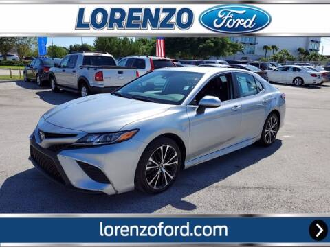 2020 Toyota Camry for sale at Lorenzo Ford in Homestead FL