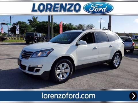 2014 Chevrolet Traverse for sale at Lorenzo Ford in Homestead FL