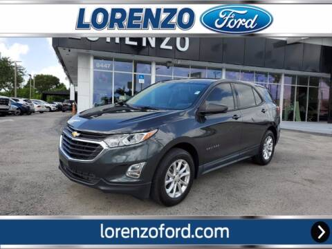 2018 Chevrolet Equinox for sale at Lorenzo Ford in Homestead FL
