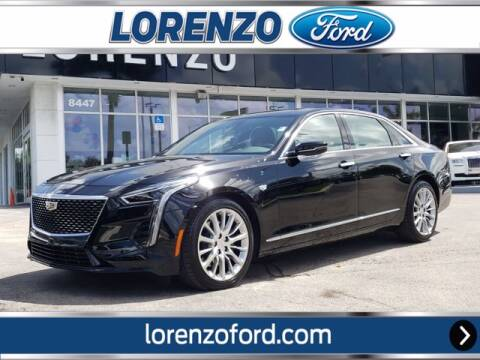 2020 Cadillac CT6 for sale at Lorenzo Ford in Homestead FL