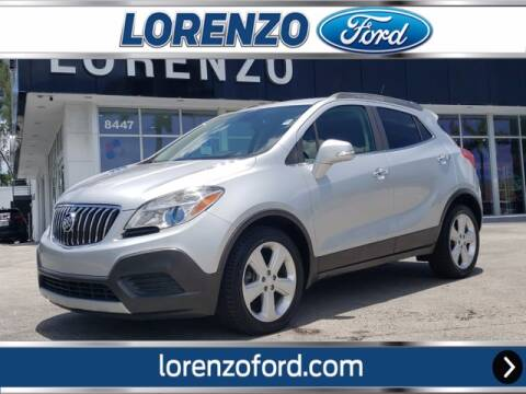 2015 Buick Encore for sale at Lorenzo Ford in Homestead FL