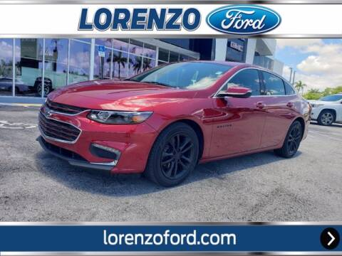 2017 Chevrolet Malibu for sale at Lorenzo Ford in Homestead FL