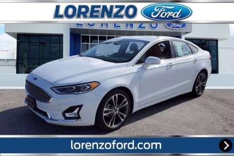 2019 Ford Fusion for sale at Lorenzo Ford in Homestead FL
