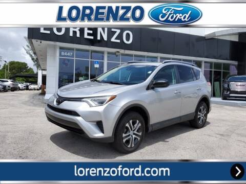 2017 Toyota RAV4 for sale at Lorenzo Ford in Homestead FL