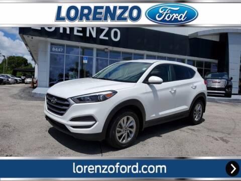 2018 Hyundai Tucson for sale at Lorenzo Ford in Homestead FL