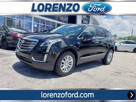 2019 Cadillac XT5 for sale at Lorenzo Ford in Homestead FL