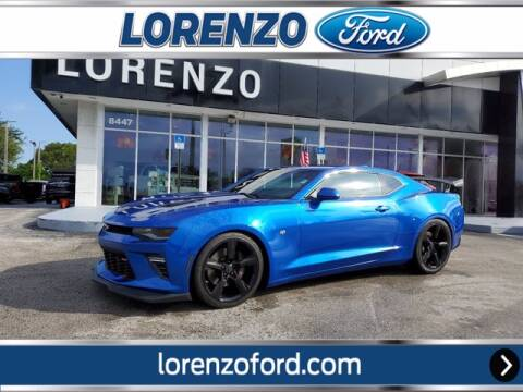 2018 Chevrolet Camaro for sale at Lorenzo Ford in Homestead FL