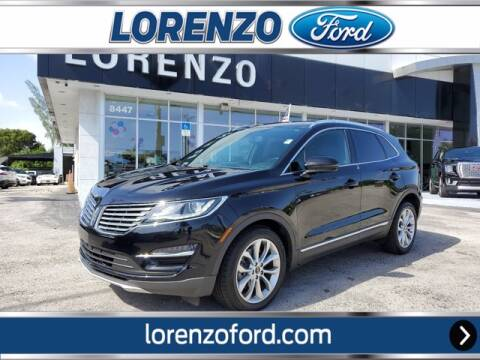 2018 Lincoln MKC for sale at Lorenzo Ford in Homestead FL