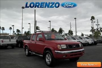 2000 Nissan Frontier for sale in Homestead, FL