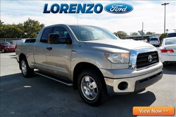 2007 Toyota Tundra for sale in Homestead, FL