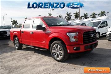 2017 Ford F-150 for sale in Homestead, FL