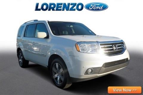 2013 Honda Pilot for sale in Homestead, FL