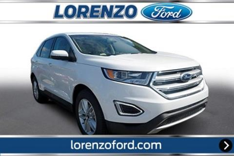 2017 Ford Edge for sale in Homestead, FL