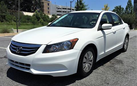 2012 Honda Accord for sale in Atlanta, GA