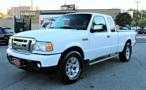 2011 Ford Ranger for sale in Atlanta, GA
