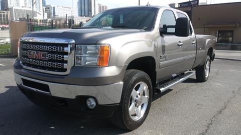 2012 GMC Sierra 2500HD for sale in Atlanta, GA