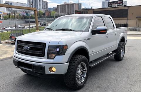 2013 Ford F-150 for sale in Atlanta, GA
