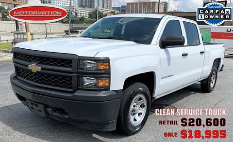 2015 Chevrolet Silverado 1500 for sale in Atlanta, GA