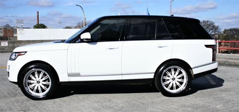 2016 Land Rover Range Rover for sale in Atlanta, GA