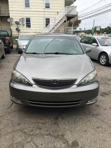 2004 Toyota Camry for sale in Taftville, CT