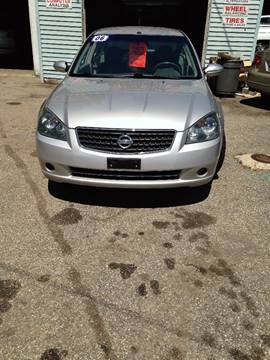 2006 Nissan Altima for sale in Taftville, CT