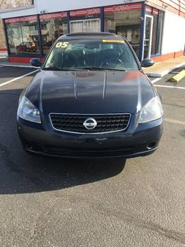 2005 Nissan Altima for sale in Taftville, CT