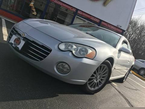 2005 Chrysler Sebring for sale in Taftville, CT