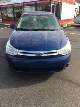 2009 Ford Focus for sale in Taftville, CT