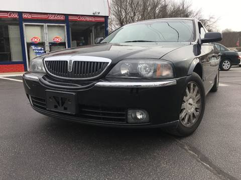 2004 Lincoln LS for sale in Taftville, CT