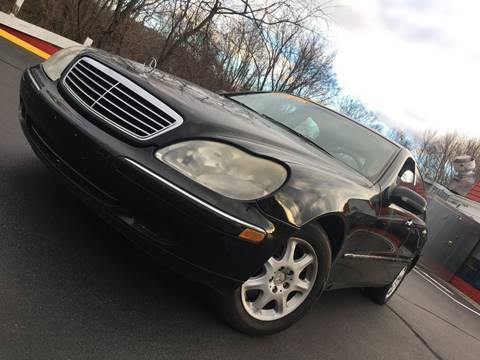 2001 Mercedes-Benz S-Class for sale in Taftville, CT